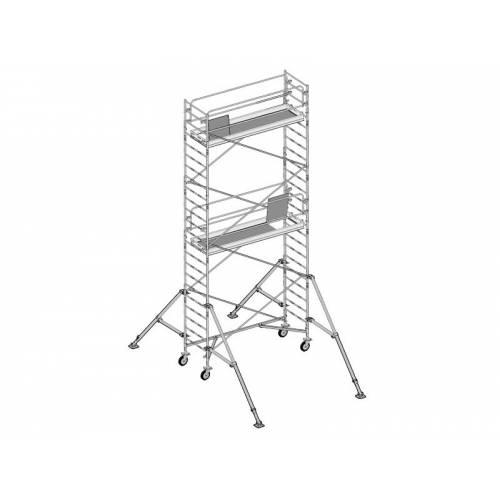 location echafaudage roulant hauteur 8m. Black Bedroom Furniture Sets. Home Design Ideas