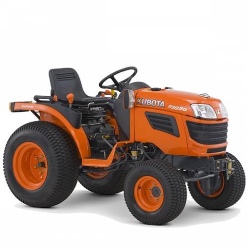 location tracteur kubota 16 cv